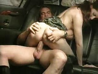 Beautiful Hooker Spanking In The Car 2