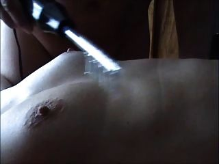 Sklavin-z  Electrically Charged    Violet Wand Play