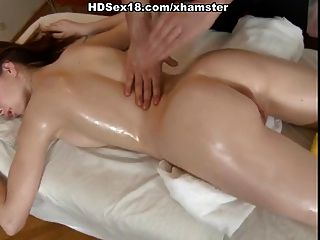 Pussy Massage And Anal Fuck
