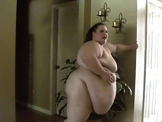 Bbw pov 103 ssbbw with a big belly amp fat ass - 2 5