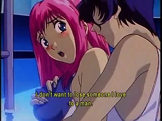 Anime Lesbian
