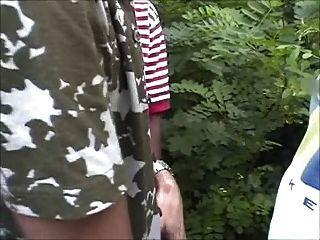 Black Gangbang Bareback 3