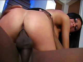 British Slut Skylar Gets Fucked By A Bbc In Fishnets