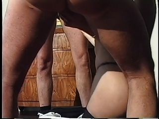 Two Guys Fucking Tranny Bitch