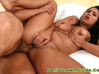 Hot Latina Licked A Dick Like Lolipop2