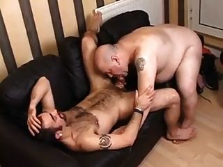 Big Bear Fuck Hairy Boy