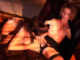 British Slut Kelle Marie In A Lesbian Scene With Zoe