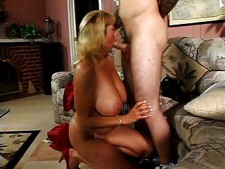 Amazing Big Titted Milf