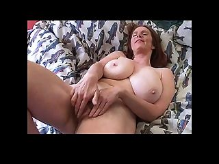 Busty Milf 40 Plus Masturbating Bvr