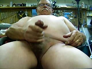 Jerking Off A Big Load