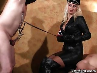 She Will Not Stop After You Submit So Suffer More