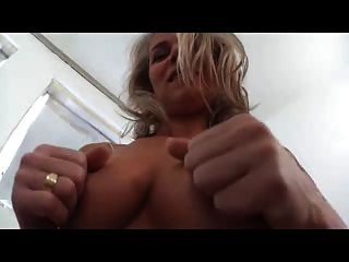 Bitch Shows Pussy 16
