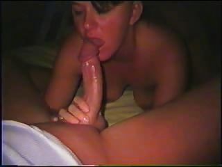 Wife Blowing And Fucking