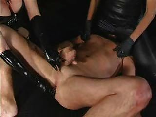 Training For A Hungry Ass Whore