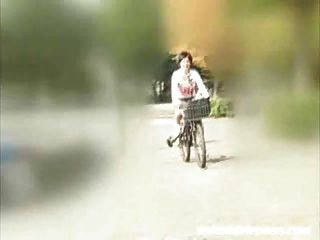 Sdms-598 - Japanese Bicycle Ejaculation 3
