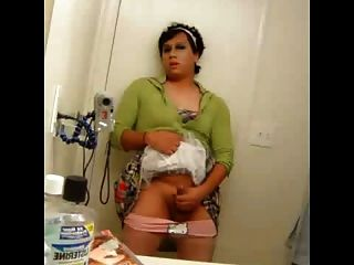 Amateur Travestie  Pantyhose