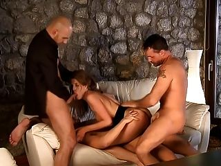 Three Men One Woman Sex 111