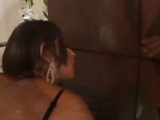 Mayara Tanned Thick Woman