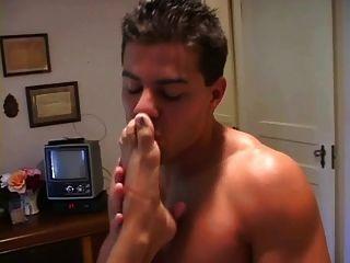 Hot Busty Babe Charlie Garcia Banging