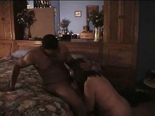 Curvy Mature Wife Fucks Black Lover