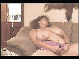 Bbw - Princess Masturbating