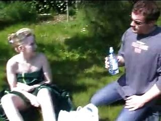 Outdoor - German Gangbang
