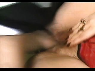 Blonde Bbw-milf Hard Fucked From Different Guys