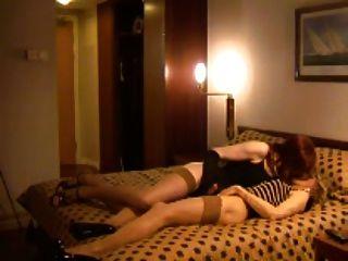 Trannys In Motel 4