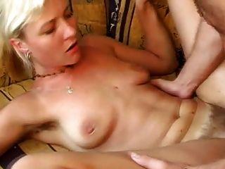 Hairy Blond Girl - P4