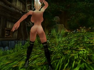Warcraft : My Little Blood Elf, Keyla.