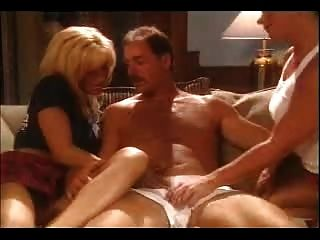 Jill Kelly - Threesome