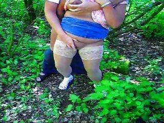 Lgh - Pussy 3x Im Wald Gefingert - 3x Orgasm