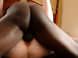 Housewife Bred By Black Cock