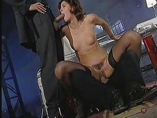Deborah Wells Enjoys Many Guys
