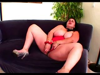 Big Titted Hairy Bbw Tanya Gets Her Ass Fucked By Bbc