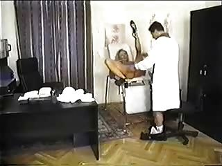 Mature meets perverted gynecologists part 1 2