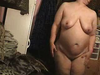 Bbw Showing All Of Her Body