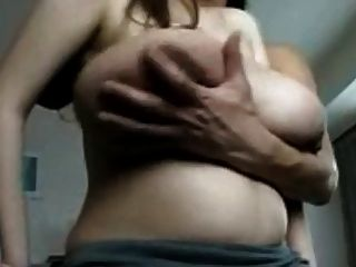 Japanese Girl With Huge Boobs And Dark Nipples Mrno)