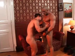Rick And Ted Fucking Flip Flop - A Hot Couple Iii