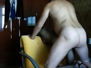 Amateur College Babe Gets Anal Creampie