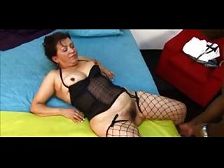 Mature Latina Gets A Bbc