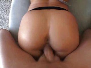 Rachel Starr Hot Booty Bounces As She Fucks