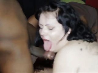 Mrdiamondxxx In A Gang Bang With 2 White Bbw
