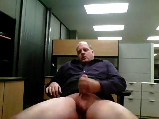 Hot Jerks At The Office