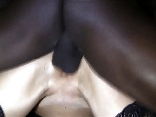 Black Cock Fucks My Wife