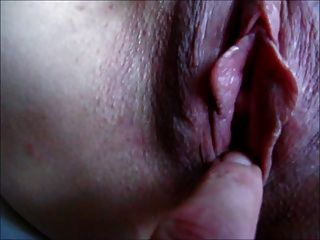 Squirty Pumped Pussy & Upclose