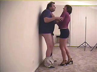 Ballbusting My Husband