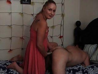 Amateur Wife Assfucks Her Husband