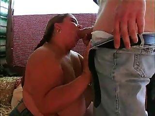 Cowboy Fucks Bbw Cowgirl