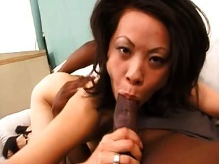 Asian Milf Gets Fucked By A Bbc